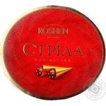 Конфеты Roshen Стрела подольская в шоколадной глазури 200г