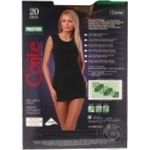 Tights Conte Prestige bronze polyamide for women 20den 3size - buy, prices for Novus - image 4