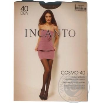 Tights Incanto Cosmo daino polyamide for women 40den 5size