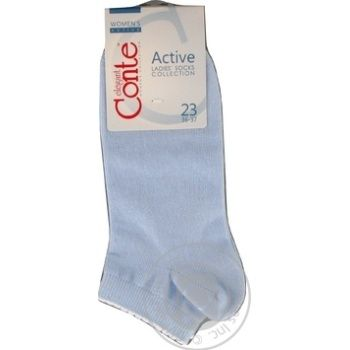 Sock Conte cotton for women