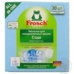 Таблетки для посудомоечной машины Marke Frosch 30шт