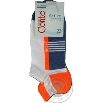 Sock Conte Active for women - buy, prices for Novus - image 2