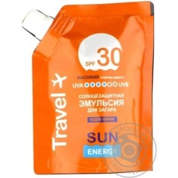 Эмульсия Sun Energy для загара SPF30 90мл