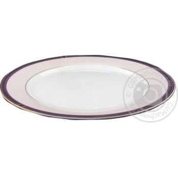 Тарелка Anastasia 26,6см - купить, цены на МегаМаркет - фото 1