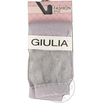 Шкарпетки жіночі WSM-006 steel,36-38 GIULIA