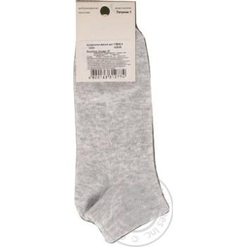 Носки Premier Socks женские демисезонные серые 23-25р - купить, цены на Novus - фото 2