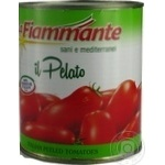 Vegetables tomato La fiammante whole 800g
