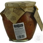 Vegetables Taverna vegetable canned 580g glass jar