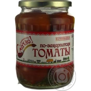 Томати по-закарпатськи Смачно 660 г