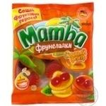 Mamba with juice fruits jellies candy 70g