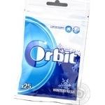 Жевательная резинка Orbit Winterfresh 35г