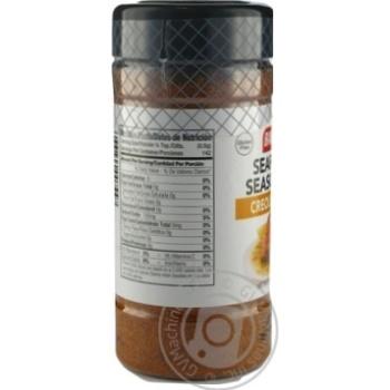 Приправа суміш Креольська до морепродуктів BADIA 127,6 гр