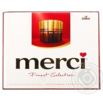 Chocolate Merci Mix 250g