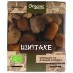 Organic Innovations fresh mushrooms shiitake 340g