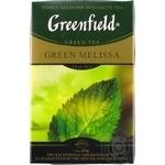 Чай Greenfield зелений Melissa 85г