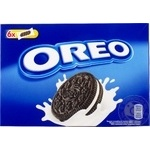 Oreo Original with cream cookies 228g