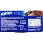Печенье Oreo тонкое с какао и начинкой какао 192г - купить, цены на МегаМаркет - фото 2