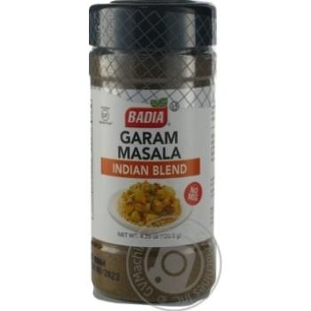 Приправа Badia Індійська суміш Гарам Масала 120,5г - купити, ціни на Novus - фото 1