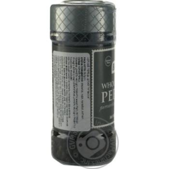 Перець чорний цілий Badia 56,7г - купити, ціни на Novus - фото 2