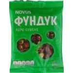 Nuts hazelnut Novus dried 100g