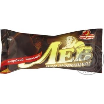 Lasunka Leo Triple Chocolate Ice Cream - buy, prices for Novus - image 1