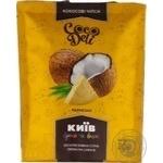 Чипсы кокосовые Coco deli соленые с сыром пармезан 30г