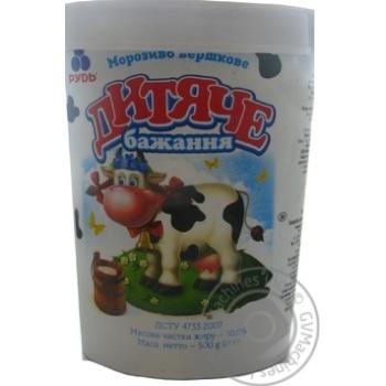 Rud Dytiache Ice-Cream - buy, prices for Novus - image 2