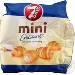 7Days Vanilla Cream Mini Croissant