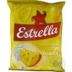 Чіпси Estrella зі смаком сиру та сметани 125г