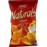Чипсы Lorenz Naturals картофельные с паприкой 100г
