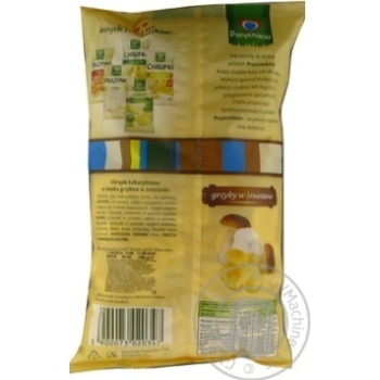 Snack Przysnacki corn mushroom 150g - buy, prices for Novus - image 2