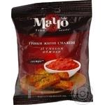 Грінки житні смажені зі смаком аджики Мачо пакет 65 г