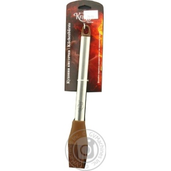 Кисточка Krauff силиконовая 26-184-051 шт - купить, цены на МегаМаркет - фото 1