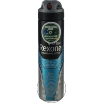 Rexona Men Extreme aerosol Antiperspirant 150ml - buy, prices for Novus - image 2