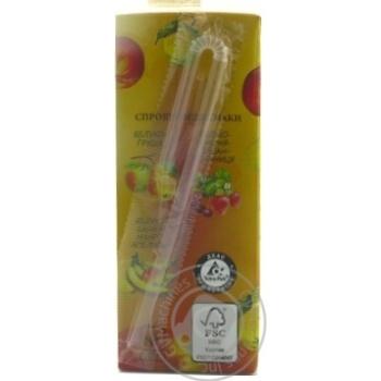 Смузі Galicia Яблуко-персик 0,2л - купити, ціни на Novus - фото 4