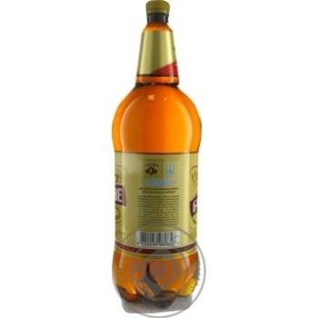 Пиво Перша Приватна Броварня Бочковое светлое 4,5% 2л - купить, цены на СитиМаркет - фото 8