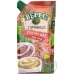 Горчица Верес Русская острая 140г