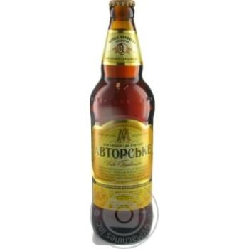 Пиво ППБ Авторское полутёмное 7% 0.5л - купить, цены на Ашан - фото 2