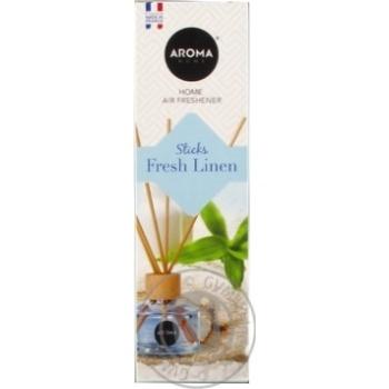 Ароматизатор воздуха Aroma Home Fresh Linen 50мл