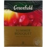 Greenfield Summer Bouquet herbal tea 100*2g