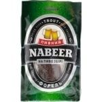 Snack Nabeer salted dried 25g packaged