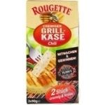 Rougette Cremiger with chilli cheese 55% 2pcs 180g