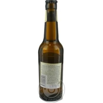 Pasteurized unfiltered lager Vilniaus Alus glass bottle 5.2%alc 330ml Lithuania - buy, prices for Novus - image 7
