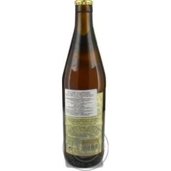 Пиво Erdinger пшеничное светлое 0,5л - купить, цены на Novus - фото 6