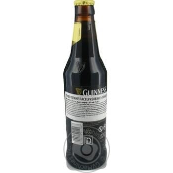 Пиво Guinness Original темное 5% 0.33л - купить, цены на Novus - фото 2
