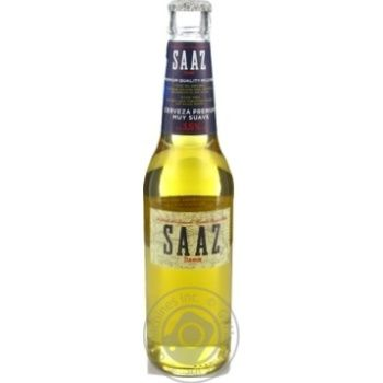 Пиво світле нефільтроване Волинський Бровар Volynske Pilsner 3,8%, 0,35лскл/пл