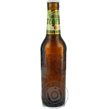Пиво світле Bohemia Regent Преміум фільтроване пастеризоване 0,33л