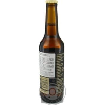 Пиво Microhistory Karavas Forever полутемное 5,4% 0,33л - купить, цены на Novus - фото 2