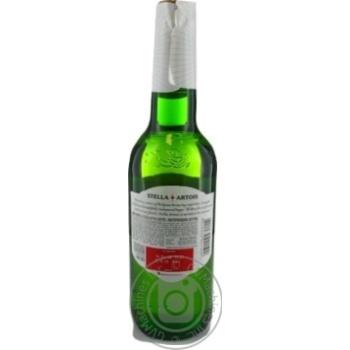 Stella Artois Light Beer 5,2% 0,5l - buy, prices for Novus - image 2