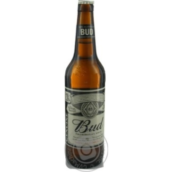 Bud Prohibition Brew non-alcoholic lager beer 0,5l glass - buy, prices for Novus - image 2